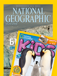 National Geographic и NG KIDS