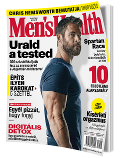 Men's Health feleves elofizetes